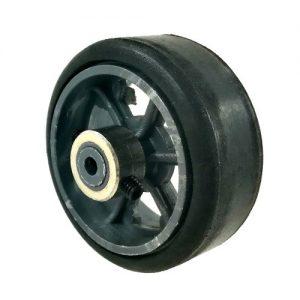چرخ 5 سانتی متر پلاستیکی با بوش فلزی