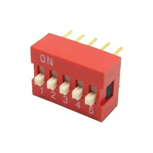 DIP SWITCH-05RN