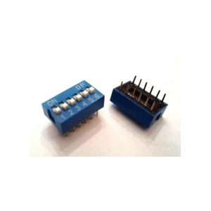 DIP SWITCH-06RN