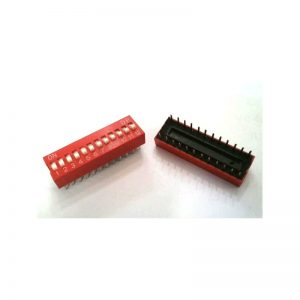 DIP SWITCH-12RN