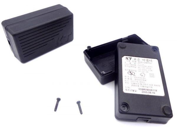 قاب آداپتور بین راهی مدل KT سایز 80x48mm