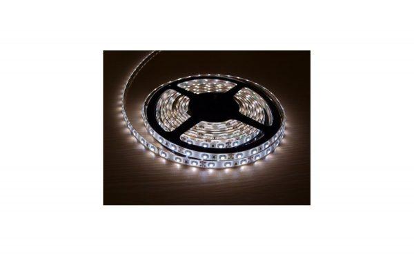 LED نواری سفید ریز 3528-2835 60Pcs رول 5متری