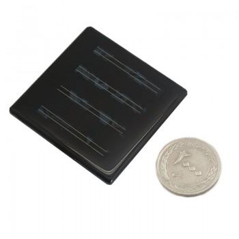باتری / پنل خورشیدی پلی سیلیکون 2 ولت