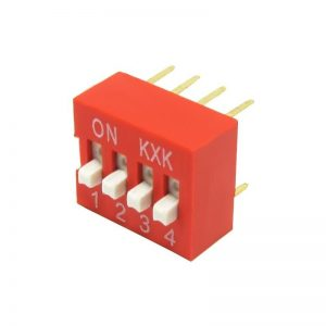 DIP SWITCH-04RN
