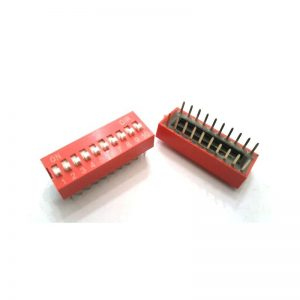 DIP SWITCH-10RN