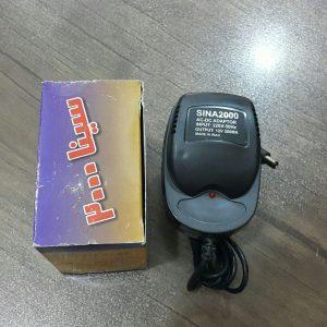آداپتور 12 ولت - نیم آمپر