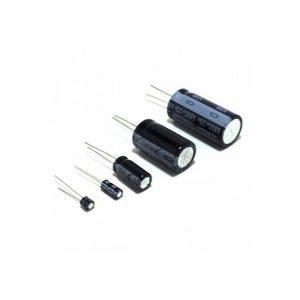 خازن الکترولیتی 220uF / 35V