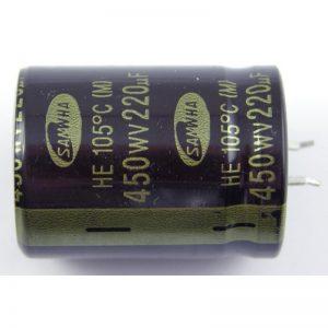 220UF-450V