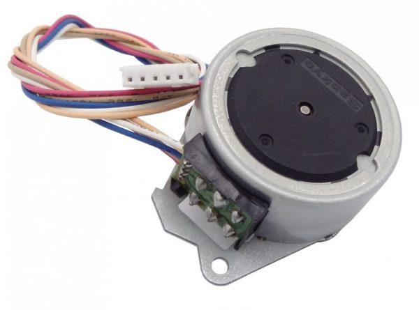 استپ موتور 7.5 درجه 5 سیمه SANKYO مدل MSCJ048N01