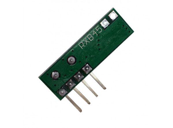 گیرنده ریموت ASK 433MHz سوپرهترودین مدل RXB45